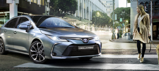 Corolla Best Selling Car  in Ireland for 2019